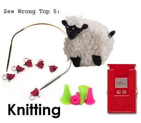 top 5 knitting