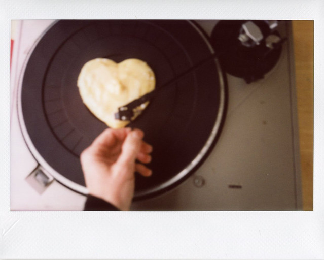 turntable heart
