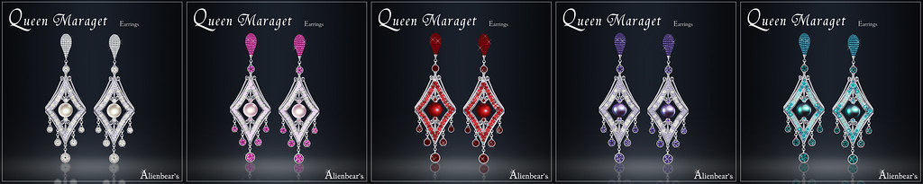Maraget earrings