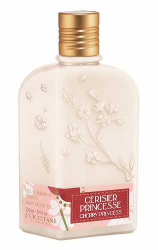 Cherry Princess body (gel) lotion 250ml_Php 1450