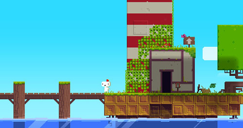 Fez Collectibles Locations Guide