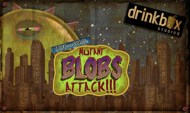 Mutant Blobs Attack for PS Vita (PSN)