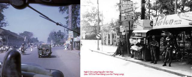 Ngã 3 Chi Lăng-Nguyễn Văn Học, rẽ phải là tới BV Nguyễn Văn Học
