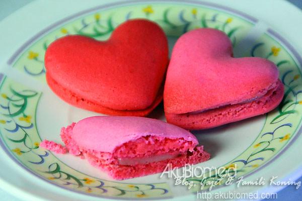 Macaron Cinta