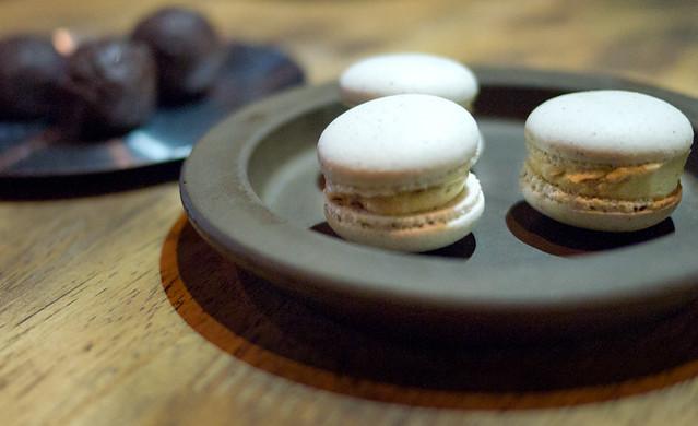 Restaurant Amuse Dessert Degustation
