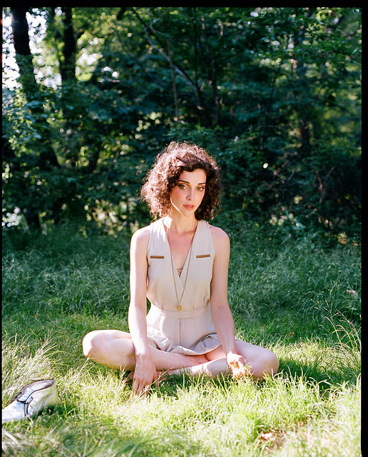 St. Vincent (photo by Tina Tyrell)