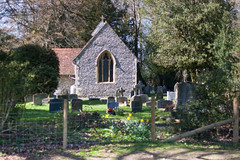 Cholesbury church