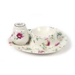violet(0.0), saucer(0.0), dishware(1.0), serveware(1.0), cup(1.0), plate(1.0), bowl(1.0), tableware(1.0), lavender(1.0), ceramic(1.0), pink(1.0), porcelain(1.0),