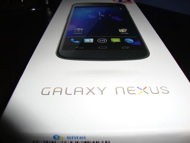 Samsung Gallaxy Nexus