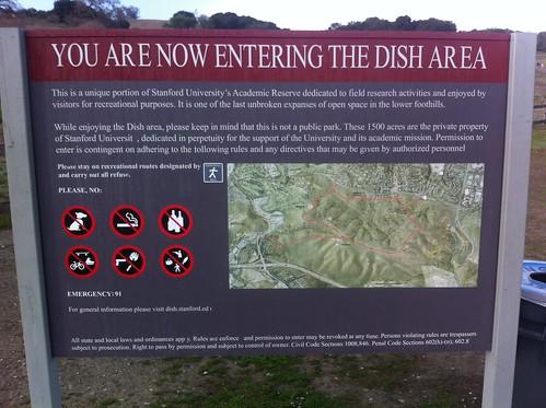 Stanford Dish Loop