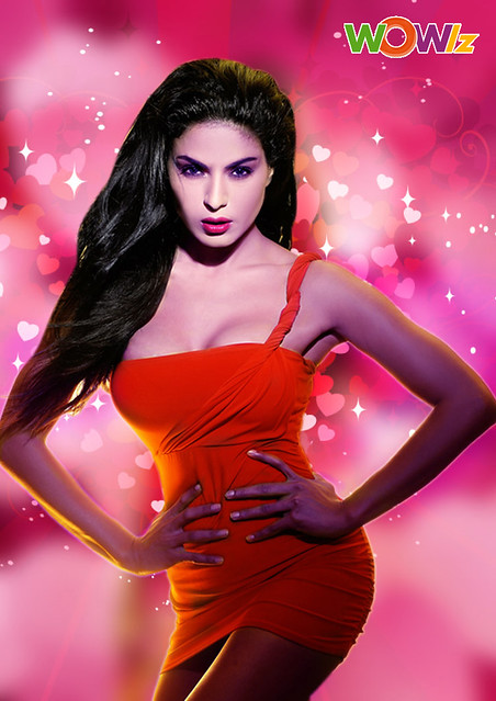 Veena Malik For Valentine Day