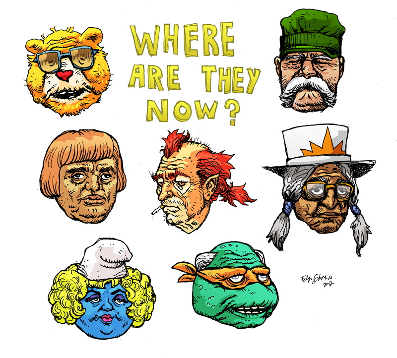 Where are they now? by Felipe Sobreiro