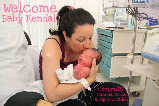 Baby Kendal - 2/12/2012