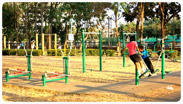 kamphaeng phet outdoor gym