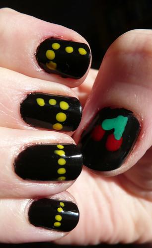 pacman nails 2