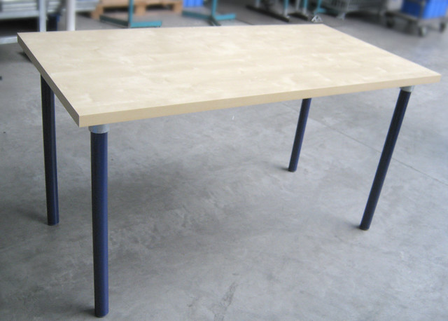 Diy Pipe Table Use With Any Wood Table Top Simplified Building
