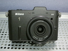 Nikon1 V1 Body + 1 Nikkor 10mm f2.8