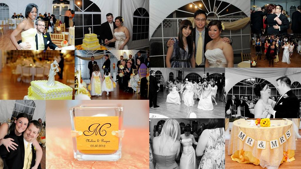 Baltimore Wedding Photographer - Melisa Ray Collage