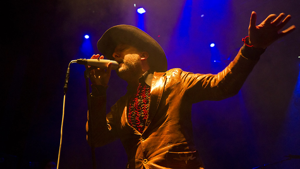 El Doom And Born Electric - by:Larm 2012
