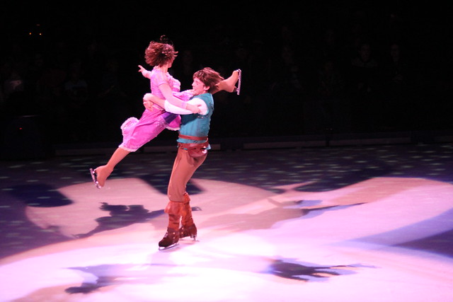 Rapunzel Pair Skating