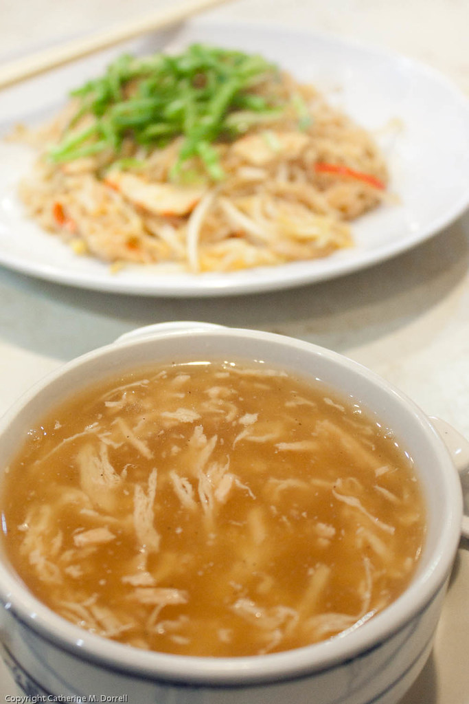 Vegan Shark Fin Soup