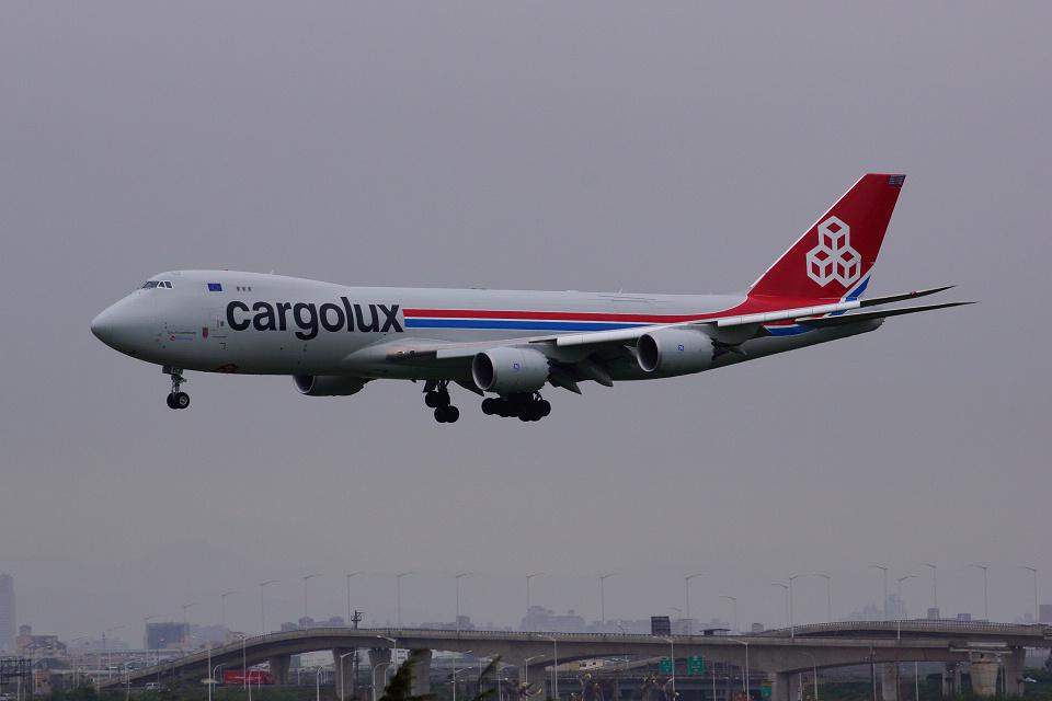 Cargolux LX-VCD貨機001