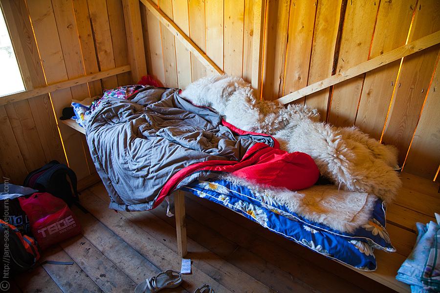 В летнем домике у Альберта в Джазаторе