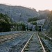 C&O trackage, Alleghany, VA, looking west, May 73PS by Captain Railroad