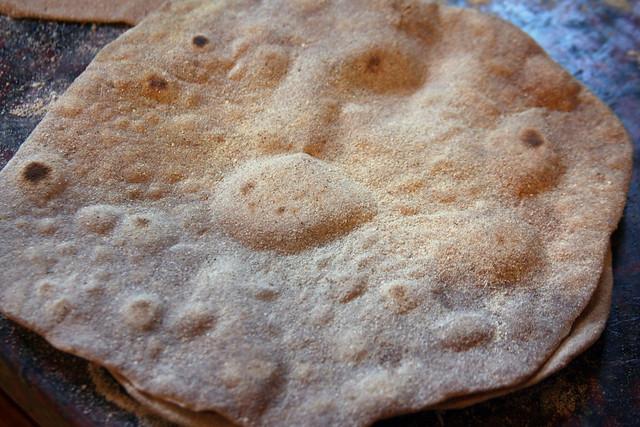 Pan Chapati 048
