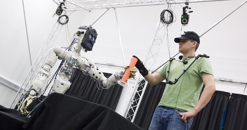 BERT2 demonstrates safe human robot interaction