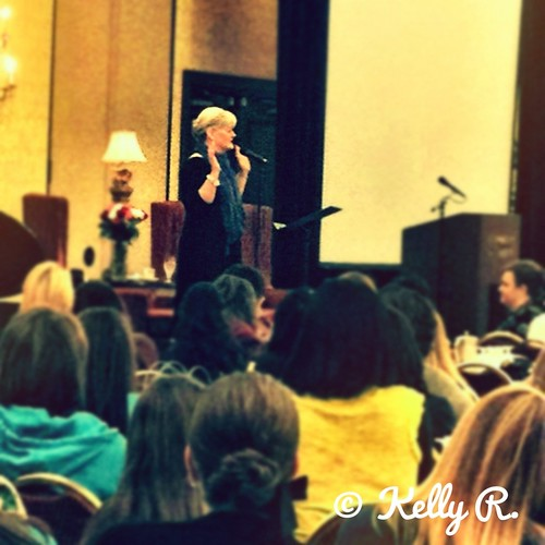 Sally - mom heart conference