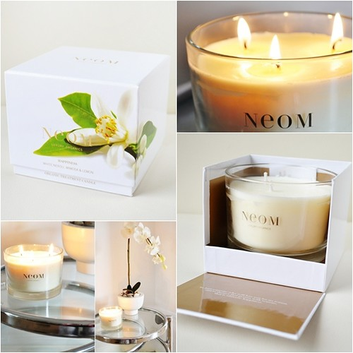 Neom Happiness Candle