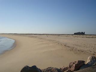 Изображение Praia da Ilha Deserta.