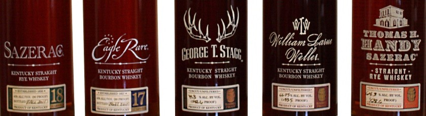 Thomas H  Handy Sazerac Straight Rye Whiskey, Buffalo Trace