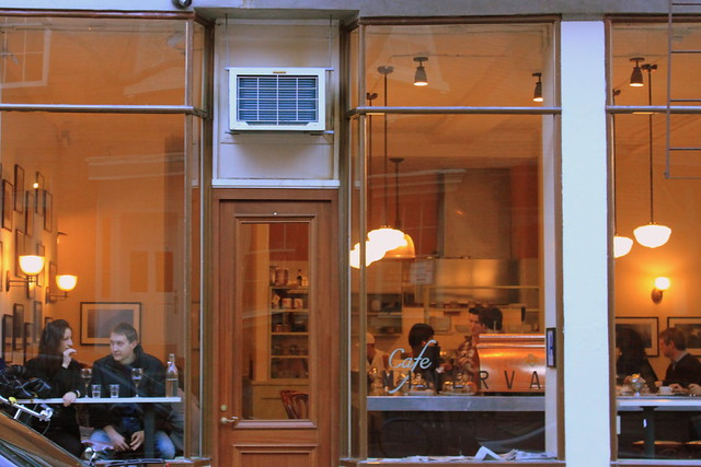 Cafe Minerva Brunch Nyc