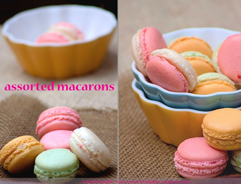 Macarons- Wandering Ladle