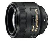 Nikon AF-S NIKKOR 85mm f/1.8G, S$729