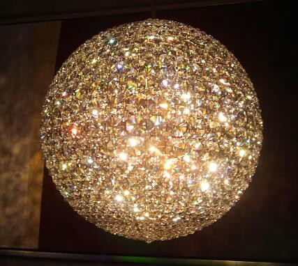 Sparkly Orb by Jodi K.