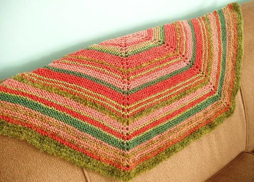sakura shawl
