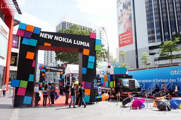 launch of nokia lumia-001