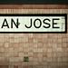 Estación de subte San José