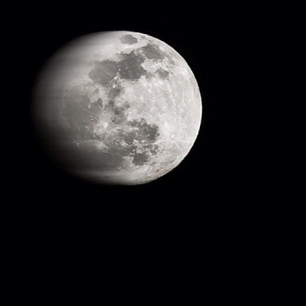 Day 57 #night #febphotoaday #365 #thebloomforum #moon