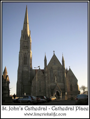 Seat of the Diocese of Limerick