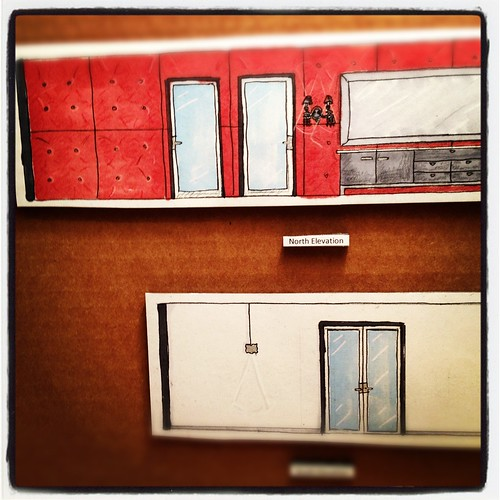 Interior Design Major Projects Texas Tech University Student Degree Elevations Boards Img 5663