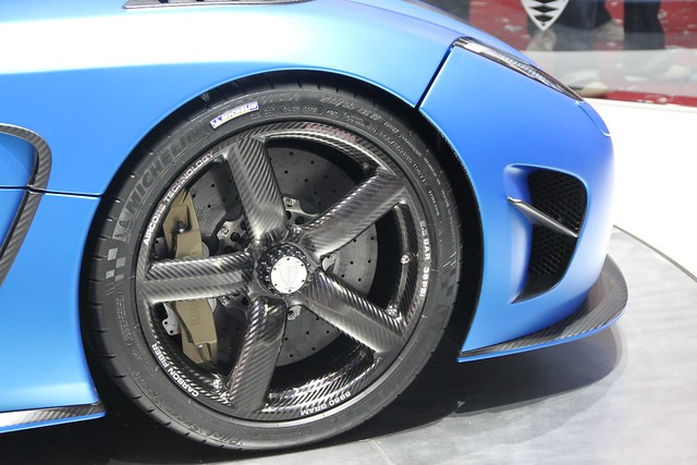 Koenigsegg Agera R Carbon Fiber Wheel Flickr Photo