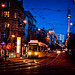 Berlin twilight by Umbreen Hafeez