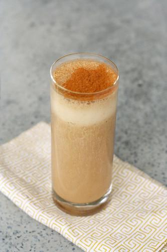 Vanilla Banana Chai Smoothie - Gluten-free + Vegan