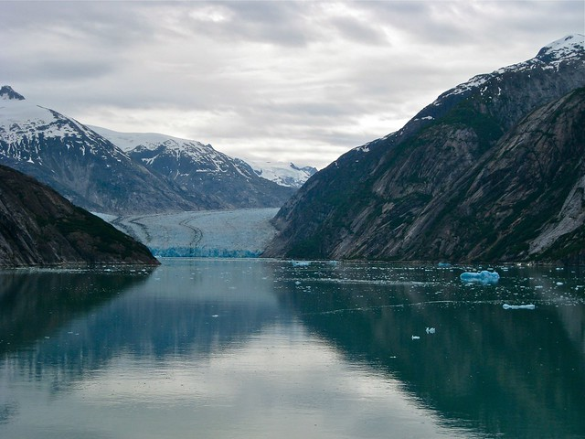 Tracy Arm Fjord, Sawyer Glacier, Alaska
