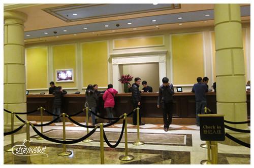 venetian hotel check in