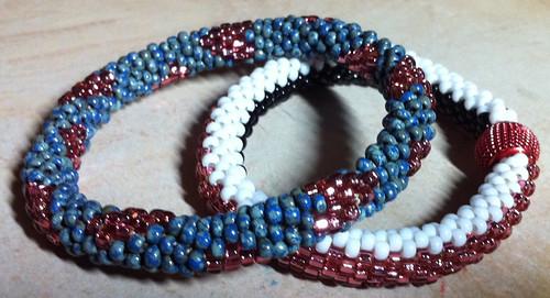 Bracelets by Katie Nelson